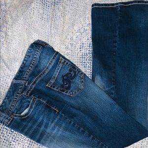 Lane Bryant Jeans 14